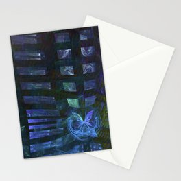 Schmetterling-Effekt Stationery Cards