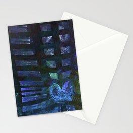Schmetterling-Effekt Stationery Cards