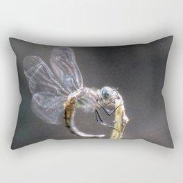 Small Dragon 3 Rectangular Pillow