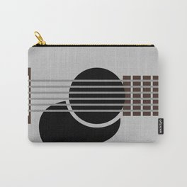 Minimalist Guitar Carry-All Pouch