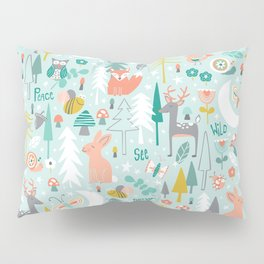 Forest Of Dreamers Pillow Sham