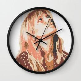Michelle Wall Clock