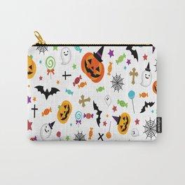 candy pumpkins bat helloween star hat Carry-All Pouch