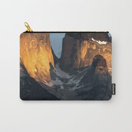Patagonian Morning Carry-All Pouch
