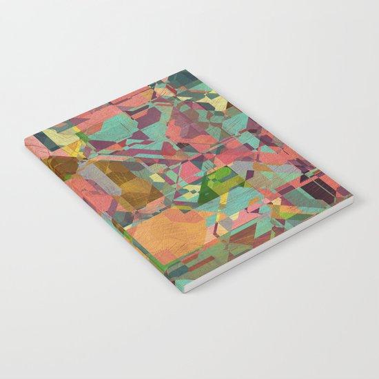 Aztec Vintage Pattern 03 Notebook