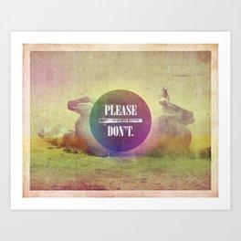 Good Advice Art Print