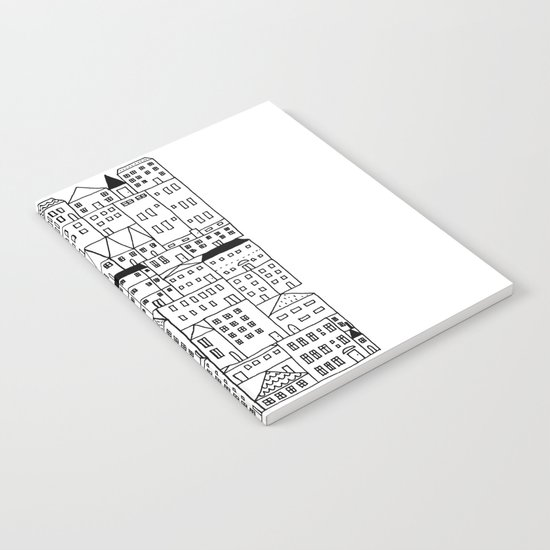 cityscape Notebook