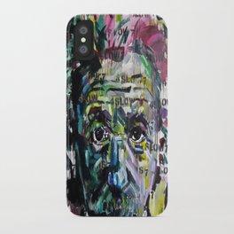 4 langsam 7 iPhone Case