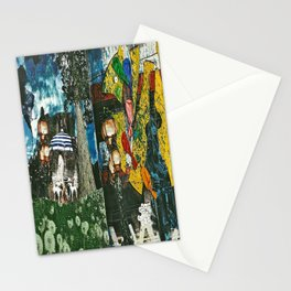 City and Country Stationery Cards