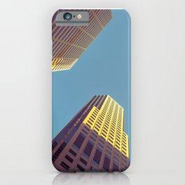 SF high rises iPhone Case