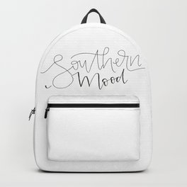 southern mood Backpack
