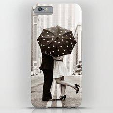 A secret under the umbrella iPhone 6s Plus Slim Case