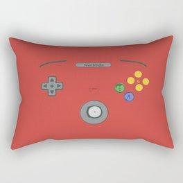 I love my N64! Rectangular Pillow