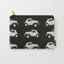 Fiat 500 Toppolino - italian vintage automobile - #society6 #buyart Carry-All Pouch
