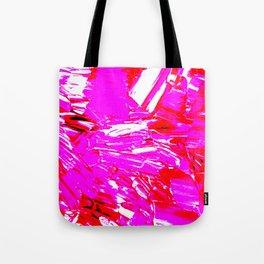 Pop Raspberry Truffle Tote Bag