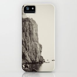 Split Rock Lighthouse in Duluth *Original photography iPhone Case