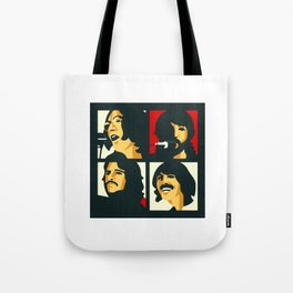 abbey road music Tote Bag