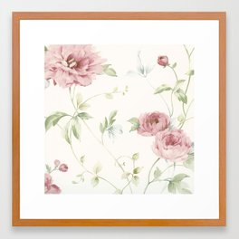 Paeonia  Framed Art Print