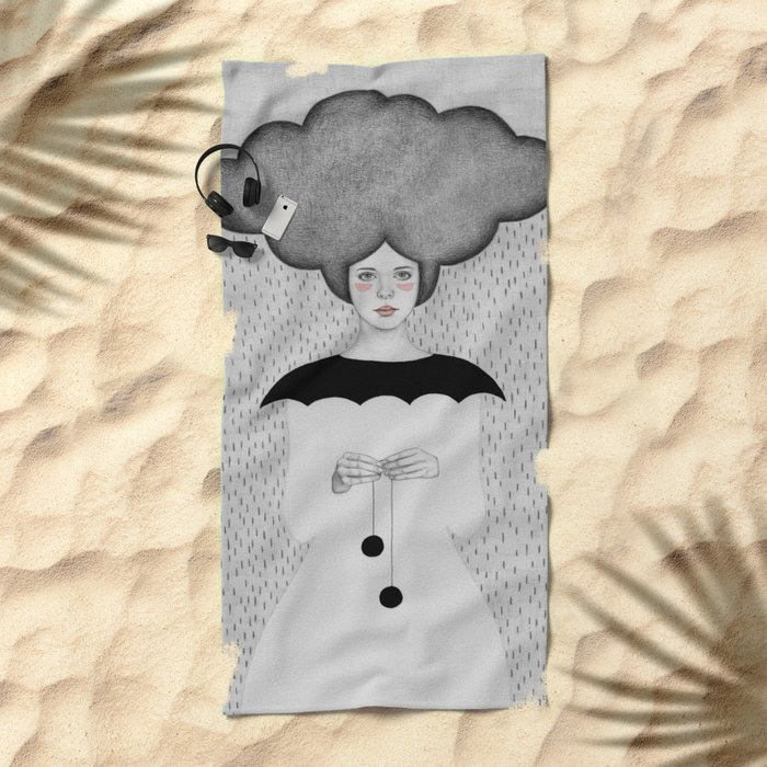 Amanda Beach Towel