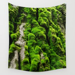 tree musk bark Wall Tapestry