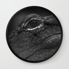 Crocodile Wall Clock