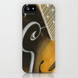 Mandolin #1 iPhone Case
