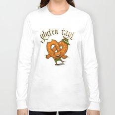 Gluten Tag Long Sleeve T-shirt