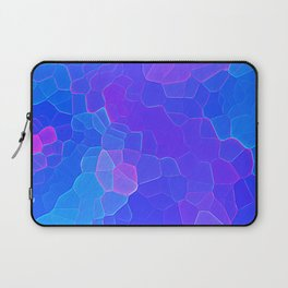 Stained glass Tiffany style print Laptop Sleeve