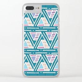 giza Clear iPhone Case