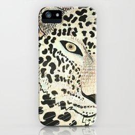 leopard iPhone Case