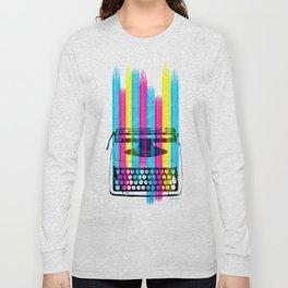 Typewriter Long Sleeve T-shirt