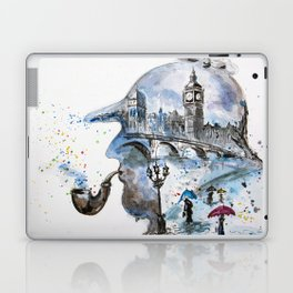 Mr. Sherlock Laptop & iPad Skin