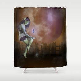 Know It Shower Curtain