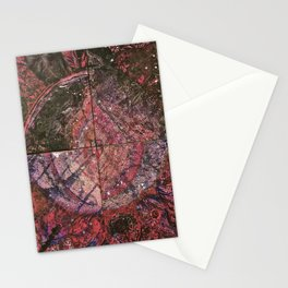 Bloodletting Stationery Cards