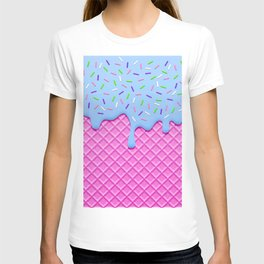 Psychedelic Ice Cream T-shirt