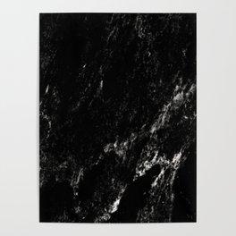 Black Marble #6 #decor #art #society6 Poster