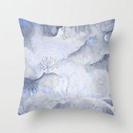 Nature Wash Throw Pillow
