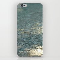 clear iPhone & iPod Skins featuring Clear by Françoise Reina