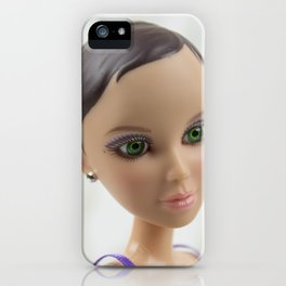 Isolated Beauty iPhone Case