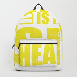 Healthy is Not a Size Backpack