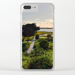 Fort Fisher Clear iPhone Case