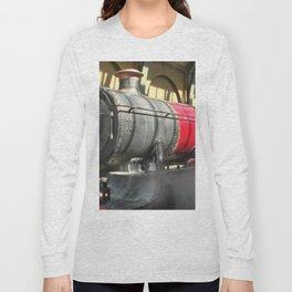 All abroad the Hogwarts Express Long Sleeve T-shirt