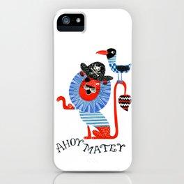 Yohoho iPhone Case
