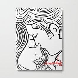 Love 2-8-14 Metal Print