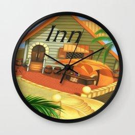 Costa Del Sol Inn Wall Clock