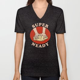 Super Neady Unisex V-Neck