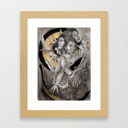 The Mariner Framed Art Print