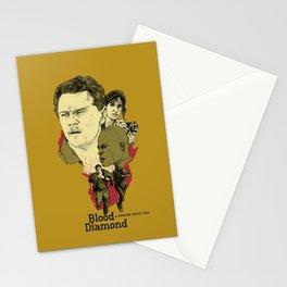 Blood Diamond Stationery Cards