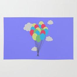 Colorful balloons Rug
