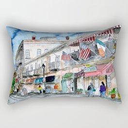Savannah Georgia Rectangular Pillow